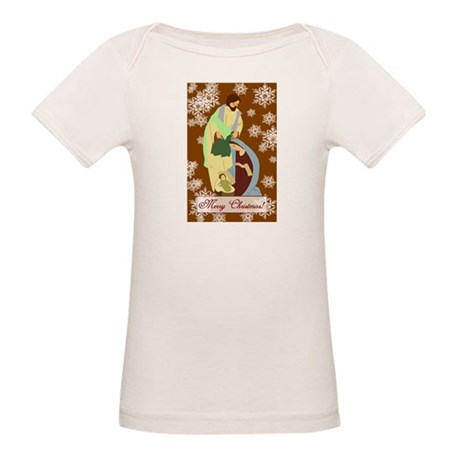 The Nativity Organic Baby T-Shirt