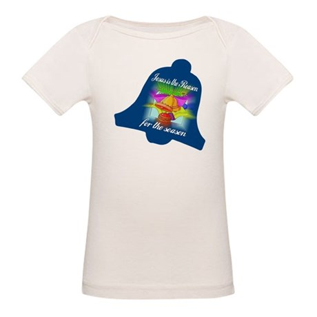 Jesus is the Reason Organic Baby T-Shirt