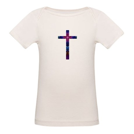 Cross 012 Organic Baby T-Shirt