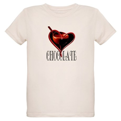 CHOCOLATE Organic Kids T-Shirt