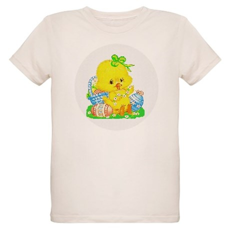 Easter Duckling Organic Kids T-Shirt