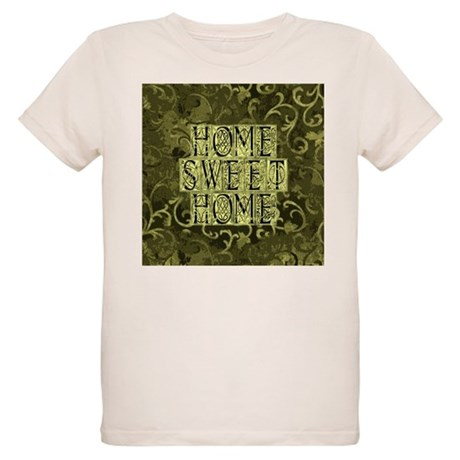 Home Sweet Home Organic Kids T-Shirt