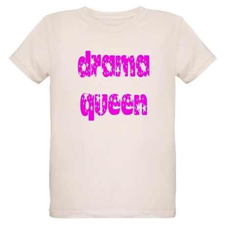 Drama Queen Organic Kids T-Shirt