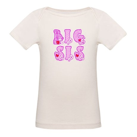 Big Sis Organic Baby T-Shirt