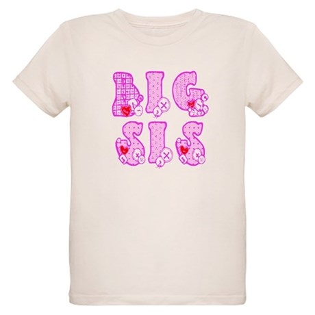 Big Sis Organic Kids T-Shirt