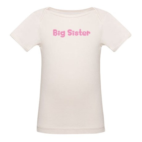 Big Sister Organic Baby T-Shirt