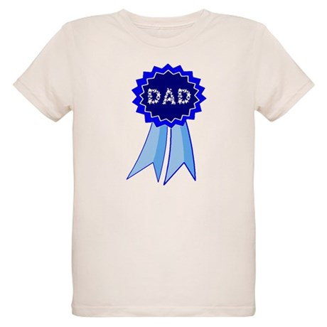 Dad's Blue Ribbon Organic Kids T-Shirt