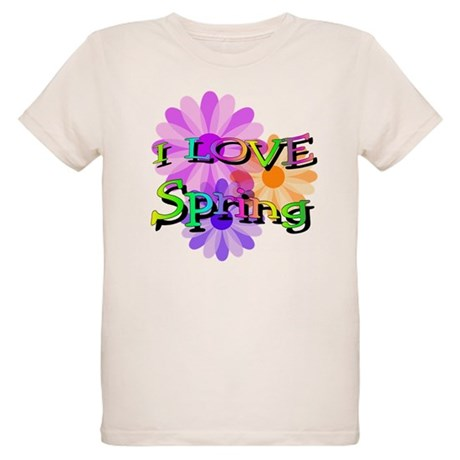 Love Spring Organic Kids T-Shirt