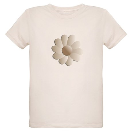 Pretty Daisy Organic Kids T-Shirt