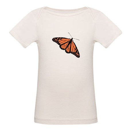 Butterfly Organic Baby T-Shirt