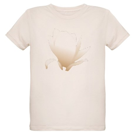 White Lily Organic Kids T-Shirt