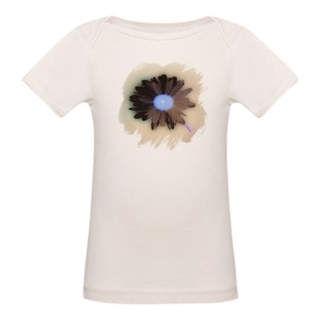 Country Daisy Organic Baby T-Shirt