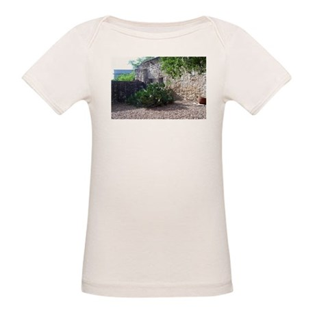 Prickly Pear Cactus Organic Baby T-Shirt