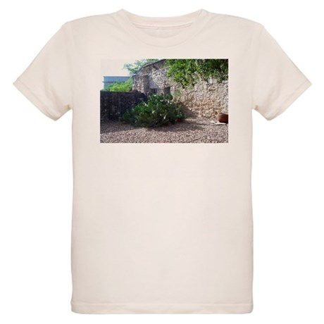 Prickly Pear Cactus Organic Kids T-Shirt