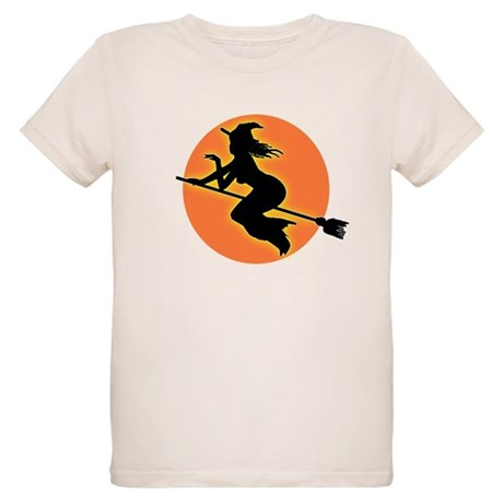 Witch Moon Organic Kids T-Shirt