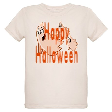 Happy Halloween Organic Kids T-Shirt