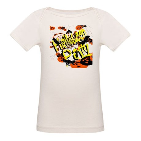 Halloween Party II Organic Baby T-Shirt