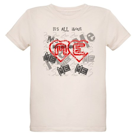 It's ALL about ME Organic Kids T-Shirt