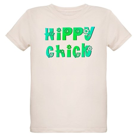 Hippy Chick Organic Kids T-Shirt