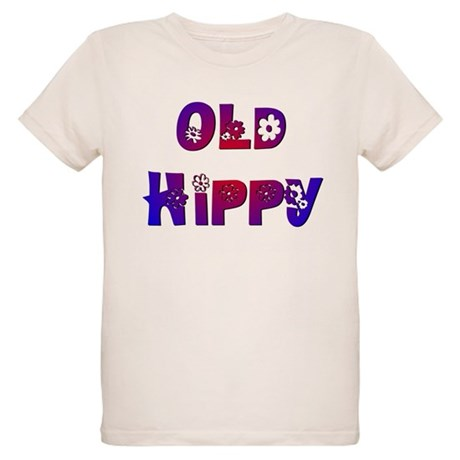 Old Hippy Organic Kids T-Shirt