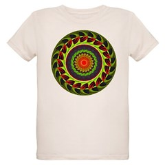 Kaleidoscope 00025 Organic Kids T-Shirt