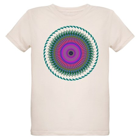 Kaleidoscope 006 Organic Kids T-Shirt