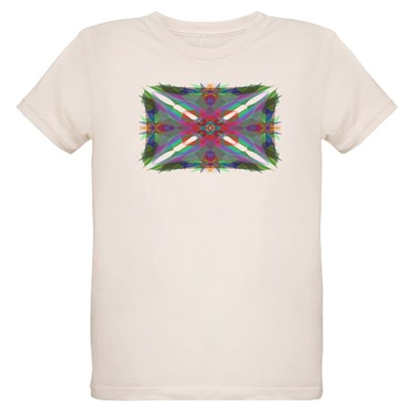 Kaliedoscope 000 Organic Kids T-Shirt