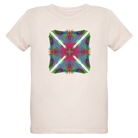 Kaleidoscope 000 Organic Kids T-Shirt