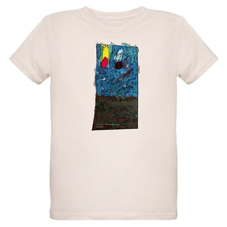 Two Asteroids Organic Kids T-Shirt