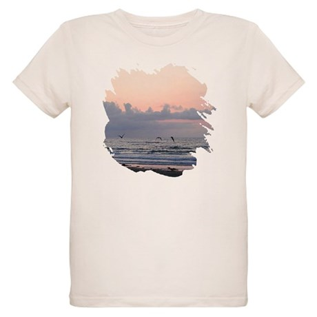Seascape Organic Kids T-Shirt
