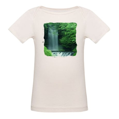 Waterfalls Organic Baby T-Shirt