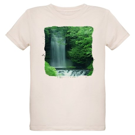 Waterfalls Organic Kids T-Shirt