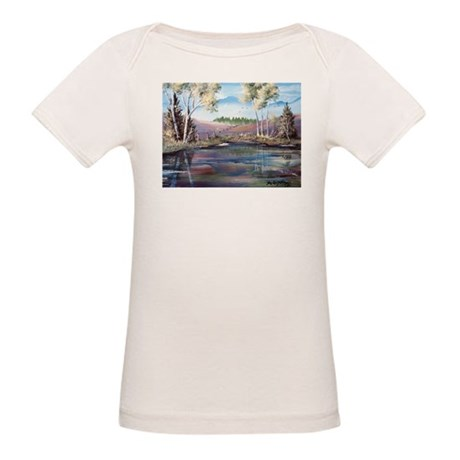 Countryside View Organic Baby T-Shirt
