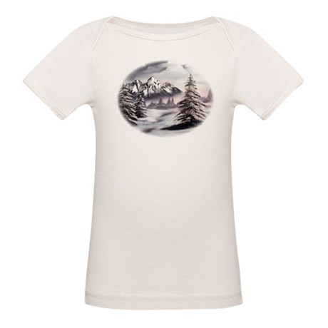 Snow Mountain Organic Baby T-Shirt