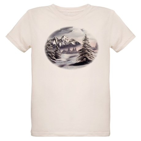 Snow Mountain Organic Kids T-Shirt