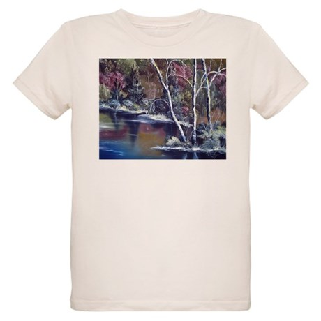 Aspen Reflections Organic Kids T-Shirt