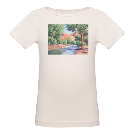 Summer Canyon Organic Baby T-Shirt