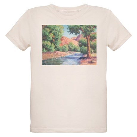 Summer Canyon Organic Kids T-Shirt