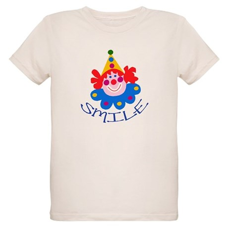 Clown Organic Kids T-Shirt