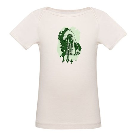 Indian Chief Organic Baby T-Shirt