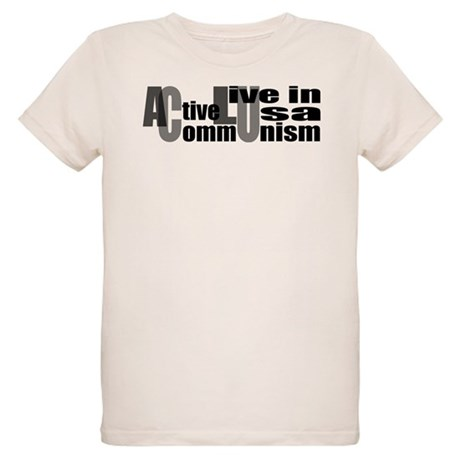 Anti-ACLU Organic Kids T-Shirt