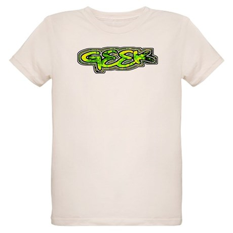 Geek Organic Kids T-Shirt