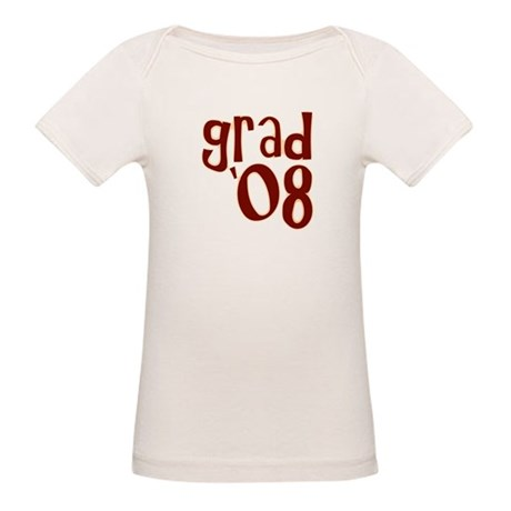 Grad 08 - Brown - Organic Baby T-Shirt