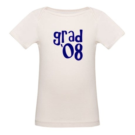 Grad 08 - Purple - Organic Baby T-Shirt