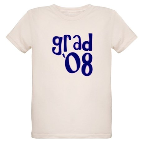 Grad 08 - Purple - Organic Kids T-Shirt