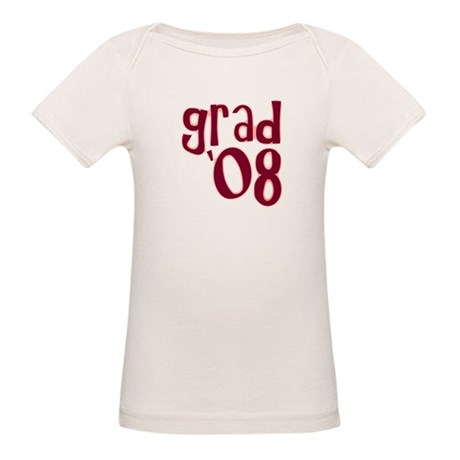 Grad 08 - Brick Red - Organic Baby T-Shirt