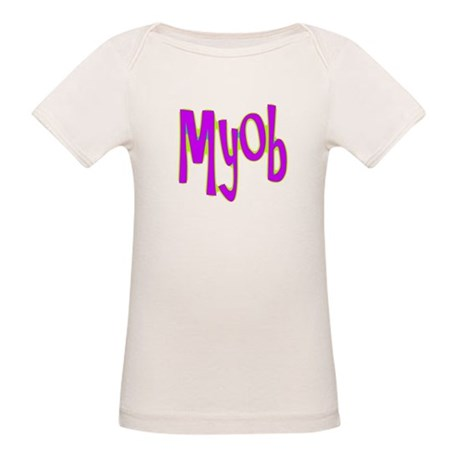 MYOB Organic Baby T-Shirt