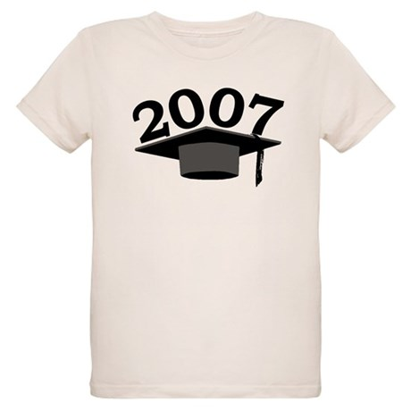 Graduation 2007 Organic Kids T-Shirt