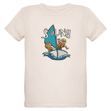 Sailing Organic Kids T-Shirt