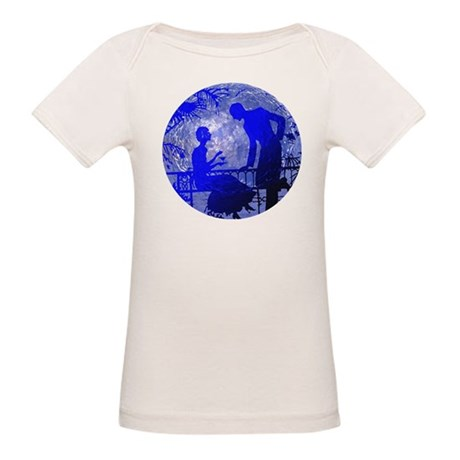 Blue Moon Lovers Organic Baby T-Shirt